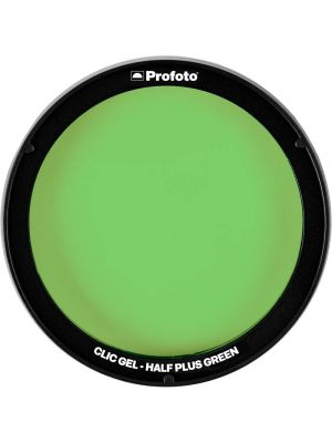 Profoto C1 Plus Clic Gel Half Plus Green