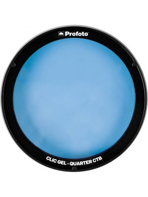 Profoto C1 Plus Clic Gel Quarter CTB