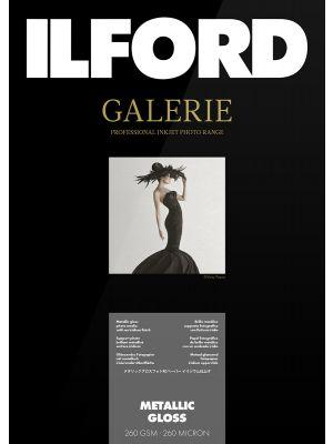 Ilford Galerie Metallic Gloss 17'' Roll (43.2cm x 30m) 260 gsm