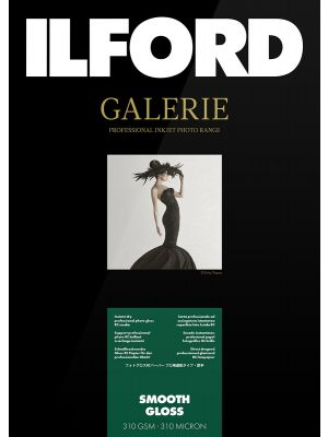 Ilford Galerie Smooth Gloss - 17'' Roll (43.2cm x 27.0m) 310 gsm
