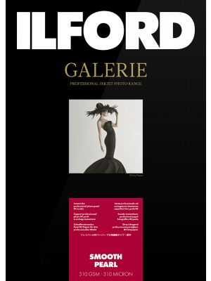 Ilford Galerie Smooth Pearl A4 (25 Sheets) 310 gsm
