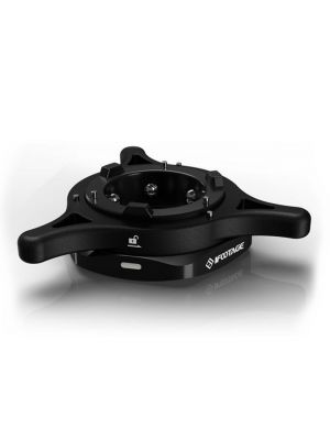 iFootage Seastars Q1 quick release Base (WITHOUT QR PLATE)