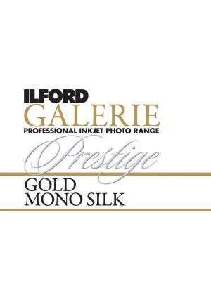 Ilford Galerie Gold Mono Silk 5x7'' (25 Sheets) 270 gsm