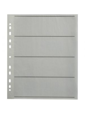 Paterson Spare Pages for 120/220 Negative Filing System (25 Sheets) PTP614