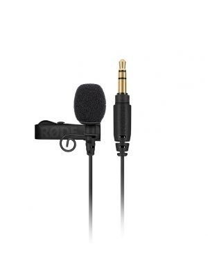Rode Lavalier GO TRS microphone 3.5mm