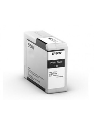 Epson SC-P906 Pro-10 Photo Black Ink 50ml T47A1