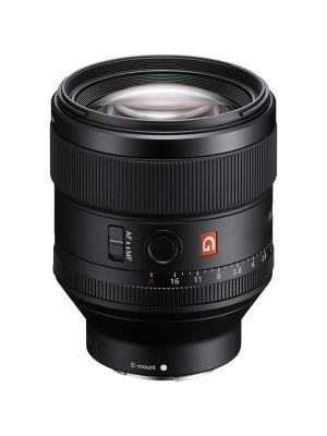 Sony FE 85mm 1.4 GM Prime Lens