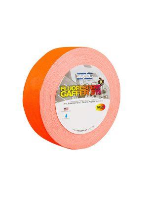 Stylus 511 Fluro/Neon Gaffer Orange 48mm X 45m
