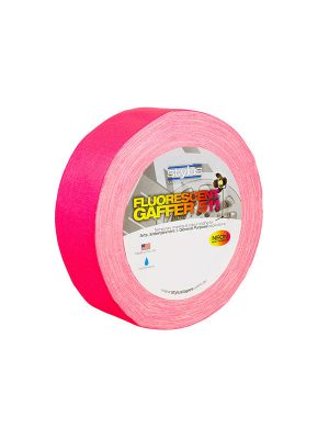 Stylus 511 Fluro/Neon Gaffer Pink 48mm X 45m