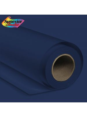 Superior Seamless 01 Deep Blue Background Paper Roll 2.7m