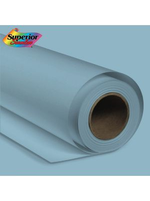 Superior Seamless 02 Sky Blue Background Paper Roll 2.72m