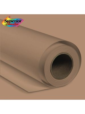 Superior Seamless 25 Beige Background Paper Roll 2.72m