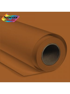Superior Seamless 48 Spice Background Paper Roll 2.72m