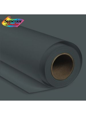 Superior Seamless 57 Thunder Grey Background Paper Roll 2.72m