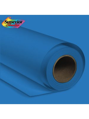 Superior Seamless 61 Blue Lake Background Paper Roll 2.72m