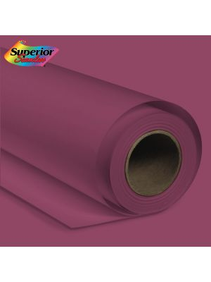 Superior Seamless 62 Plum Background Paper Roll 2.72m