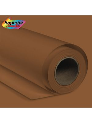 Superior Seamless 67 Nutmeg Background Paper Roll 2.72m