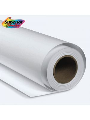 Superior Seamless 93 Arctic White Background Paper Roll 2.72m