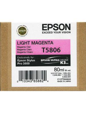 Epson 3800 T5806 Light Magenta Ink (80ml)