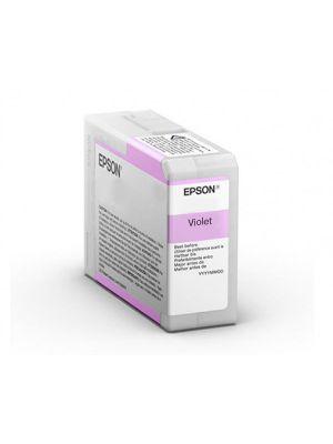 Epson SC-P906 Pro-10 Violet 50ml Ink T47AD
